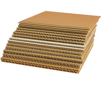 瓦楞纸包装盒结构